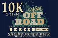 2016 Winter Off Road Series 10K
