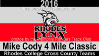2016 Mike Cody 4 Mile Classic