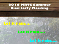 2016 MRTC Summer Quarterly Meeting