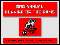 2016 Running of the Rams 5K