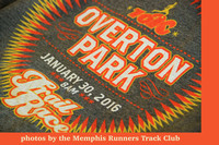 2016 Overton Park 10K Trail Run