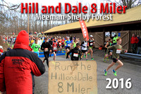 2016 Hill and Dale 8 Miler