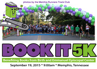 2015 Book It 5K Run/Walk