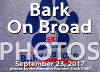 2017 Bark On Broad 5K