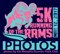2017 Running of the Rams 5K
