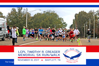LCPL Timothy R. Creager Memorial 5K Run/Walk