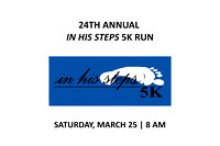 2017 In His Steps 5K Run