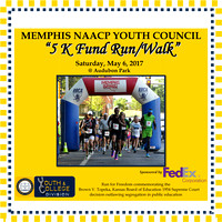 2017 NAACP Fund Run/Walk 5K